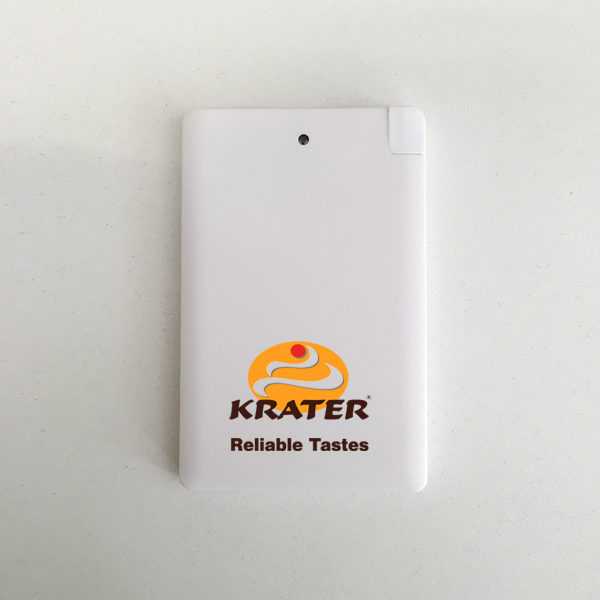Kart Powerbank - Iphone Uyumlu