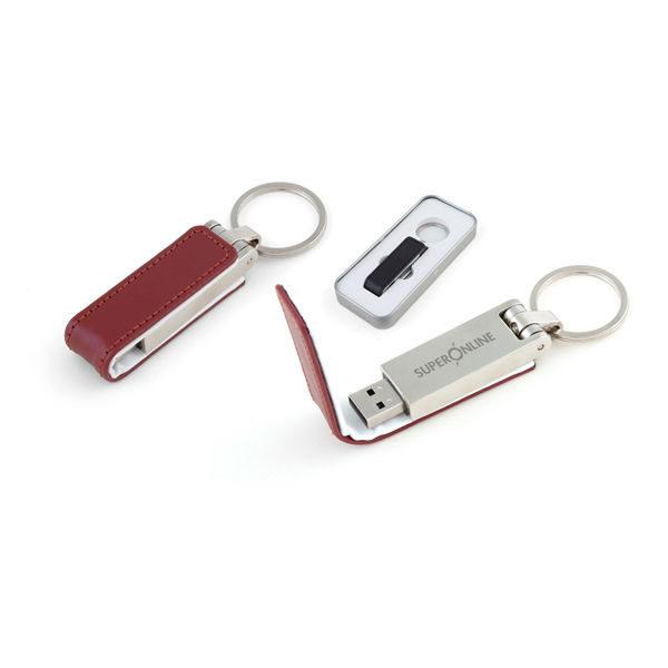 TEKNO 36 – Deri Promosyon USB Bellek