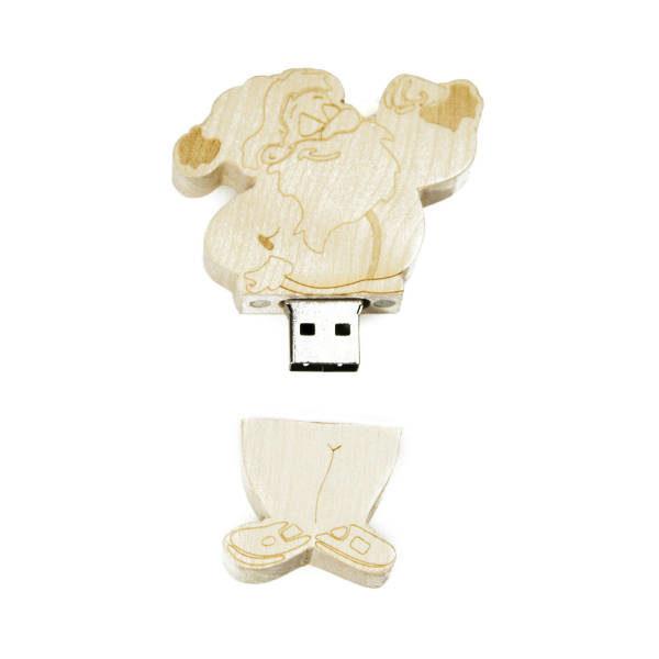 TEKNO 104 – AHŞAP USB BELLEK