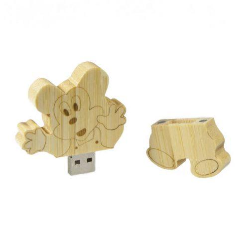 TEKNO 124 – AHŞAP USB BELLEK