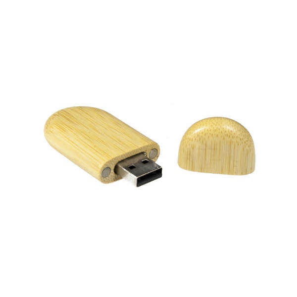 TEKNO 128 – AHŞAP USB BELLEK