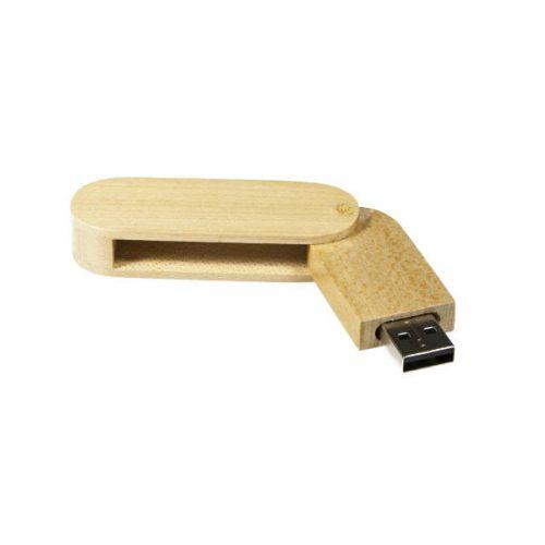 TEKNO 129 – AHŞAP USB BELLEK