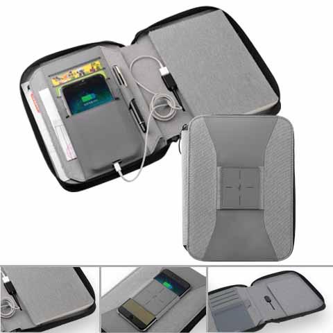 Tekno 4 - Wireless Organizer & Powerbank